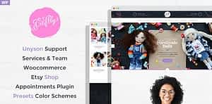 Craftly – Hobby and Crafts WordPress Theme