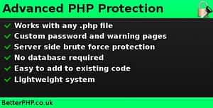 Advanced PHP Protection