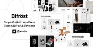 Bifrost – Simple Elementor WordPress Theme