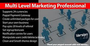 Multi Level Marketing Professional