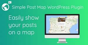 Simple Post Map WordPress Plugin