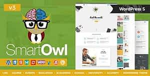 SmartOWL – LMS Education WordPress Theme + RTL