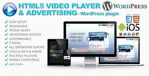HTML5 Video Player & Advertising – WP plugin