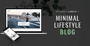 Lisbeth – A Lifestyle Responsive WordPress Blog Theme
