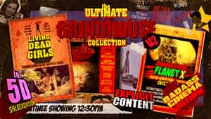 The Ultimate Grindhouse Collection I Volume 2   After Effects Project