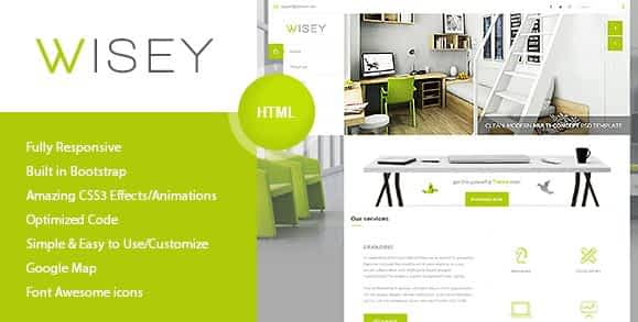 Wise - Multi-Concept HTML Template Nulled