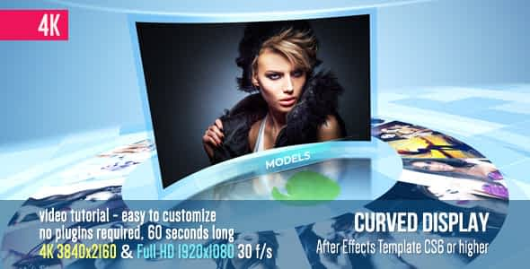 Curved Display Free Download