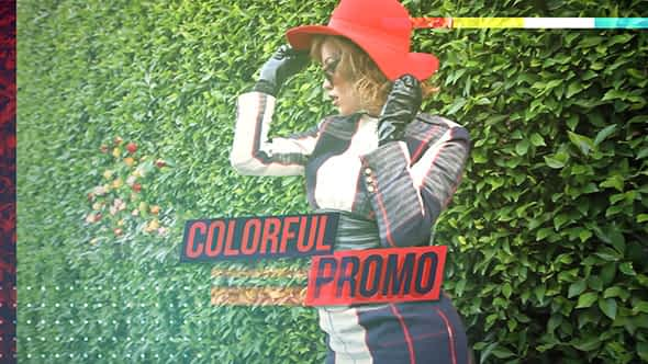 Colorful Promo Video Free Download