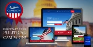 Campaign – Your Political WordPress Theme
