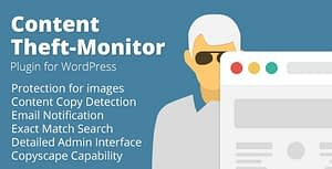 Content Theft-Monitor Plugin for WordPress