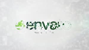 Clean Digital Logo After Effects Project