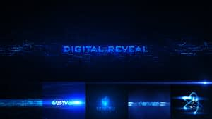 Ultimate Digital Reveal Pack After Effects Project