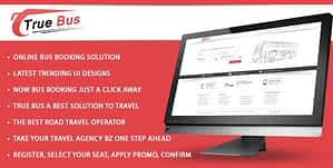 Online Bus Ticket Booking and Reservation System- True Bus