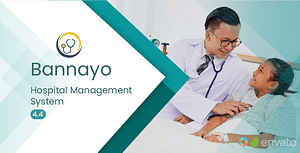 Bayanno Hospital Management System