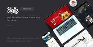 Belly – Multipurpose eCommerce HTML Template