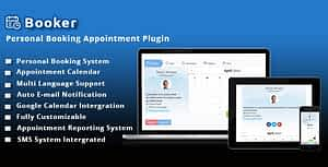 BookMe – Personal Booking Appointment Plugin