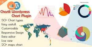 Chartli WordPress Interactive Chart Plugin