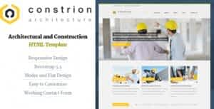 Constrion – Construction and Builder HTML Template