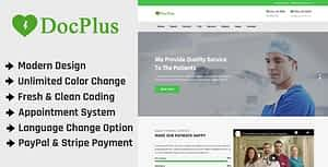 Docplus – Online Multi Doctor Appointment Management