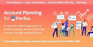Account Planning module for Perfex CRM