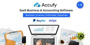 Accufy – SaaS Business & Accounting Software