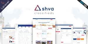 Ashva – Classified and Directory Listing Script