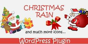 Christmas Rain – WordPress Plugin