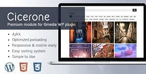 Cicerone 4.0 | MultiGrid Gallery Module for Gmedia Gallery WordPress plugin
