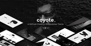 Coyote – Multipurpose WordPress Theme