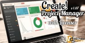 Create – Freelancer Project Manager with Licenser