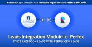 Facebook Leads integration module for Perfex CRM