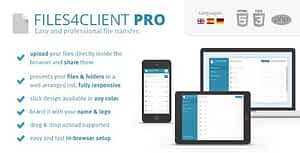 Files 4 Client Pro – Easy File Transfer