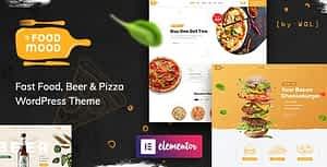 Foodmood – Cafe & Delivery WordPress Theme