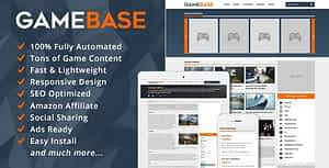 GameBase – Video Games Database