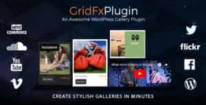 Grid FX – Ultimate Grid Plugin for WordPress