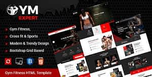 Gym Expert || Fitness & Gym HTML Template