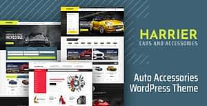 Harrier – Car Dealer and Automotive WordPress Theme