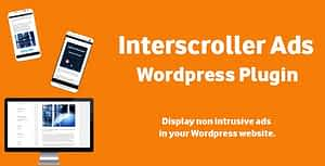 Interscroller Ads – WordPress Plugin