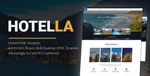 LuxStay | Hotel HTML Template