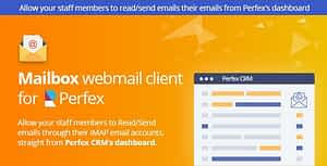 Mailbox – Webmail client for Perfex CRM