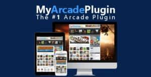 MyArcadePlugin Starter: WordPress Arcade Plugin