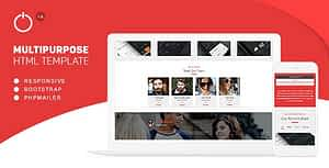 One Solution – Multipurpose HTML Template