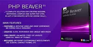 PHP Beaver – Drag and Drop Website Builder