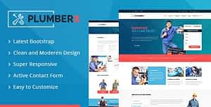 Plumberx – Plumber and Construction HTML Template