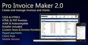 Pro Invoice Maker – Smart Invoicing System