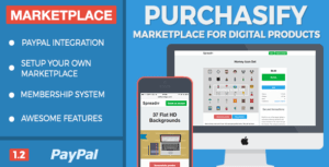 Purchasify – Marketplace for Digital Products
