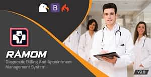 Ramom – Diagnostic Management System With CMS