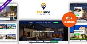 ReaLand – Real Estate HTML Template