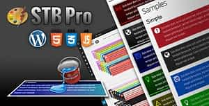 STB Pro – Special Text Boxes Pro Editin