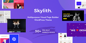 Skylith | Multipurpose Gutenberg WordPress Theme